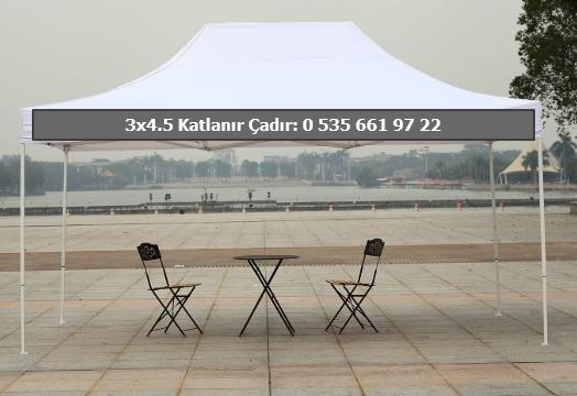 3x4.5 Katlanır Tente Çadır
