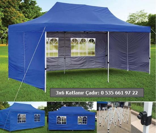 3x6 Katlanabilir Stand Çadırı