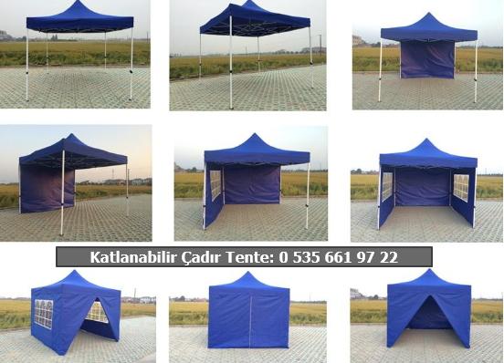 3x3 Katanabilir Stand Çadırı