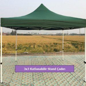 Katlanabilir Stand Fuar Çadırı