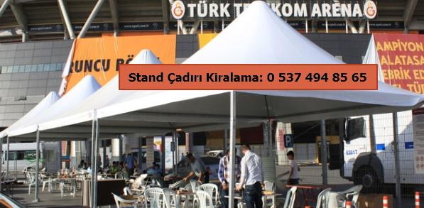 Stand Çadırı